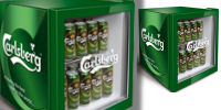 Carlsberg Beer Fridge