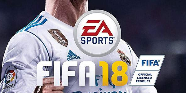 FIFA 18 Out Now