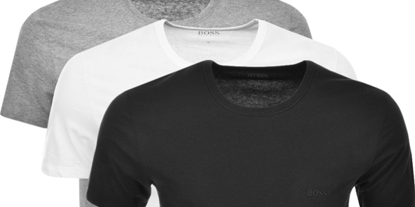 Hugo Boss Triple Tee Pack