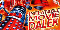 Inflatable Daleks