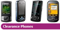 Mobile Phone Clearance Deals