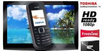 Nokia 1661 & Free 42 inch HD TV