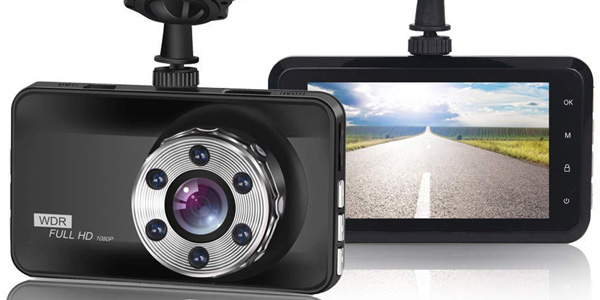 Orskey Dash Cam Full HD
