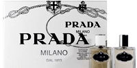 Prada EDT and Aftershave Set