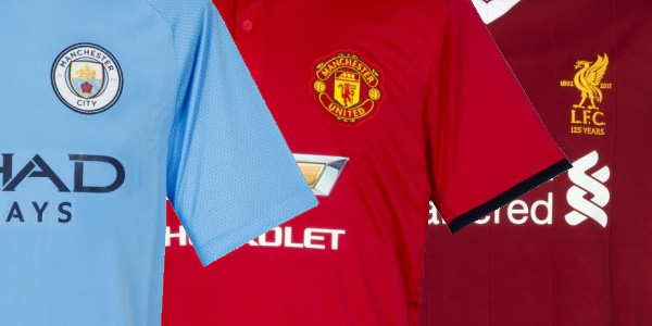 Premier League Shirts