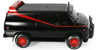 Radio Controlled A-Team Van