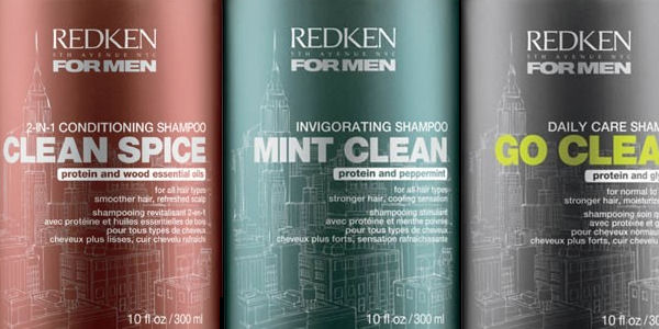 Redken for Men Roundup