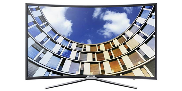 Samsung Curved LED TV