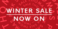 Winter Sale at Thomas Pink